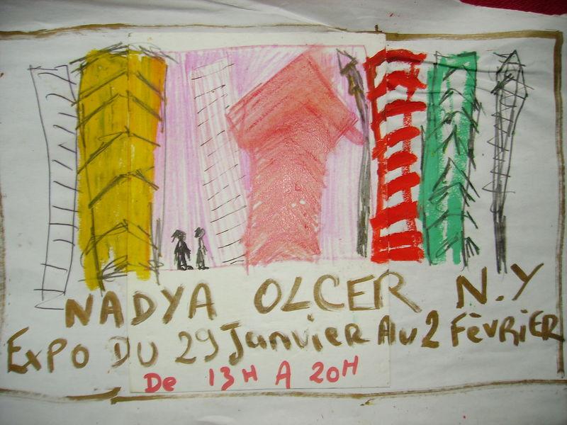 Nadya Olcer expo 2003